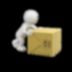 Mannetje Kantoor Wysmans package