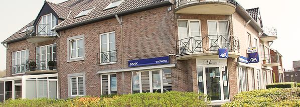 Kantoor Wysmans kantoor te Beverst - Schoonbeek