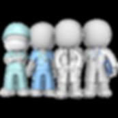 Mannetje Kantoor Wysmans hospitalisatieverzekering