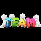 Kantoor Wysmans team, medewerkers