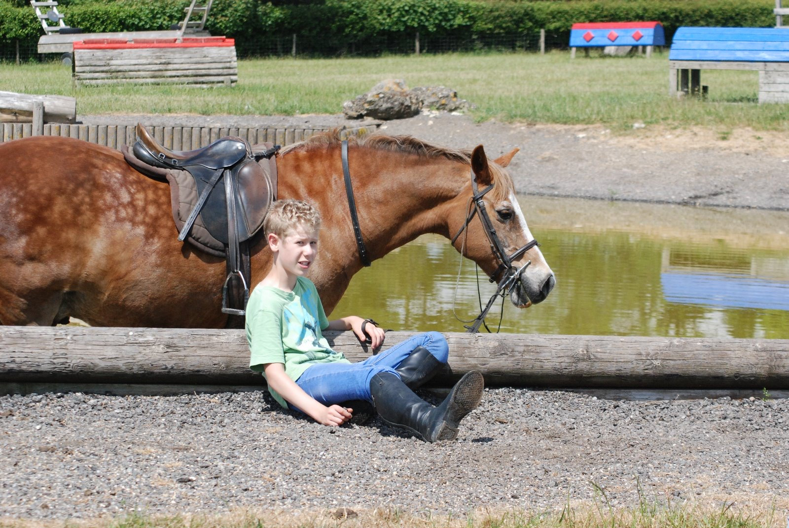 12 and Under XC Schooling Session
