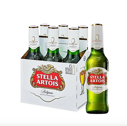 Pack Stella Artois