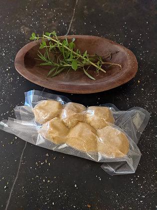 Croquetitas de jamón y provolone