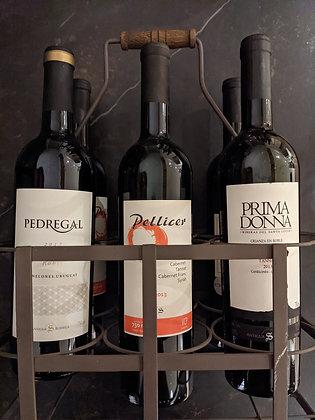 Caja de vinos uruguayos