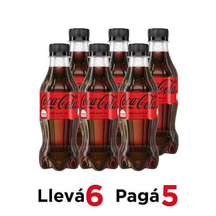 Coca-Cola Sin Azúcar 250 ml