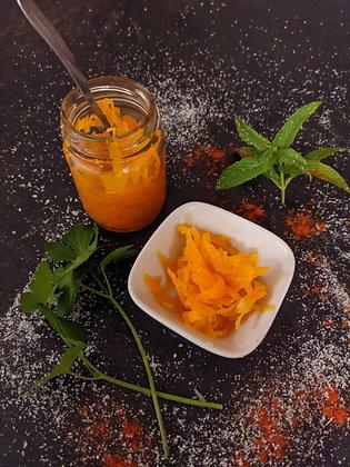 Zanahoria glaseada