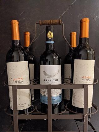 Caja de vinos argentinos