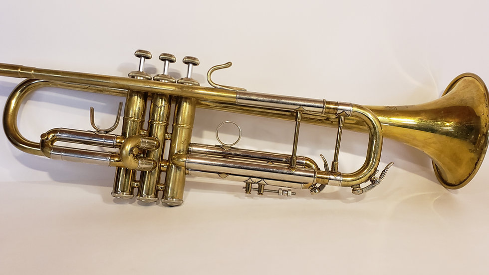 Sonare TRB-801 Bb Trumpet Raw Brass