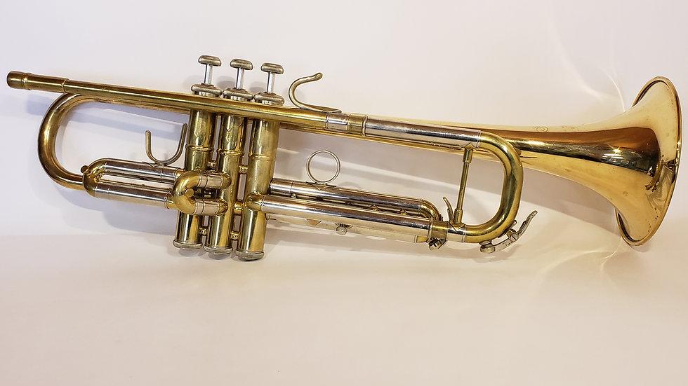 Sonar TRB-802 Bb Trumpet Raw Brass