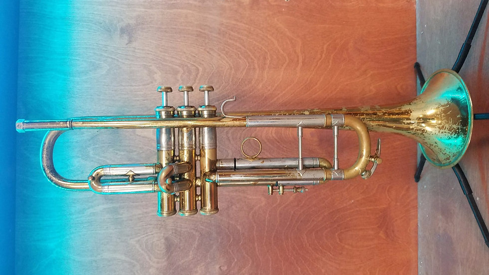 New York Bach Stradivarius Medium Bore Bb Trumpet