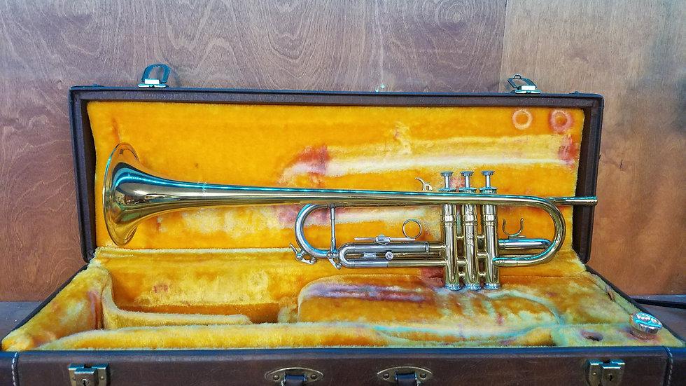 Courtois Paris Long-Bell Bb Trumpet