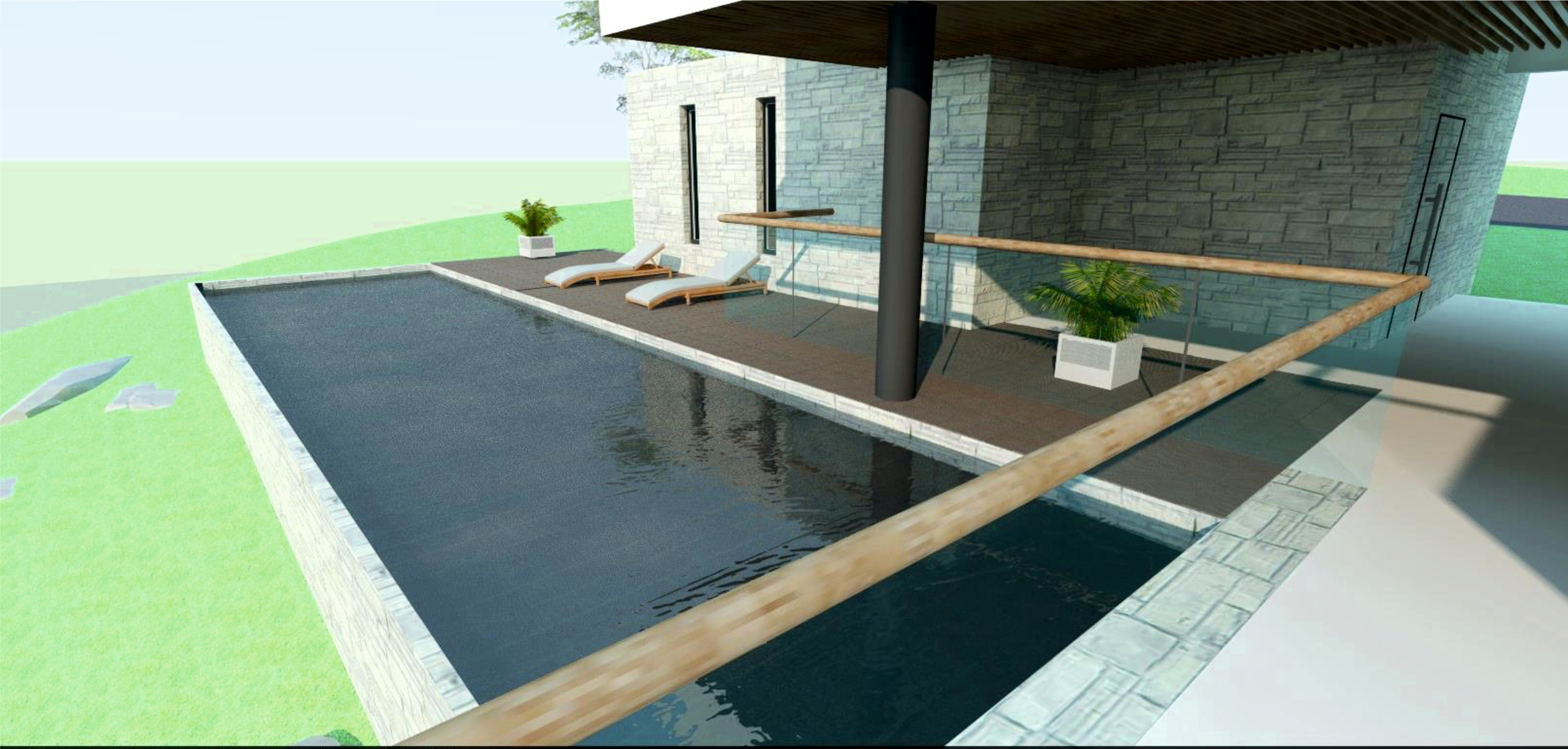 Submersible Pool Cover - Aber Move (8)