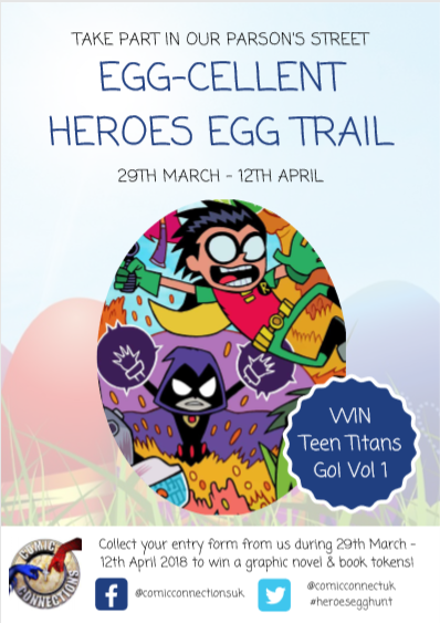 Easter Egg Trail Campaign