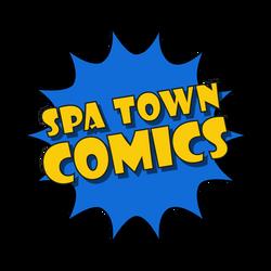 Spa Town Comics Pop-up