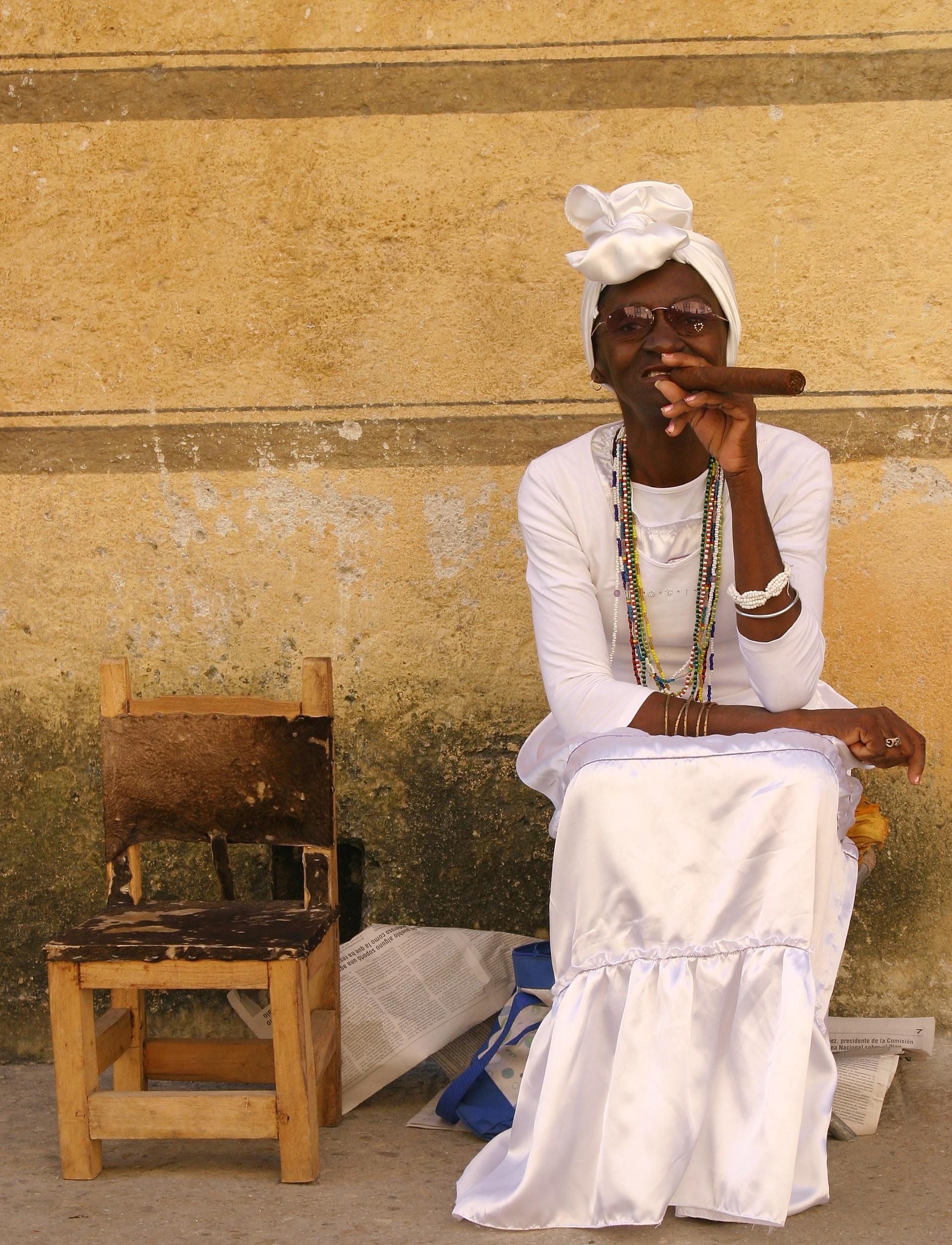 Portrait Cuba La Havane
