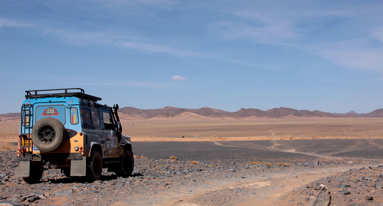 Rallye Féminin Maroc