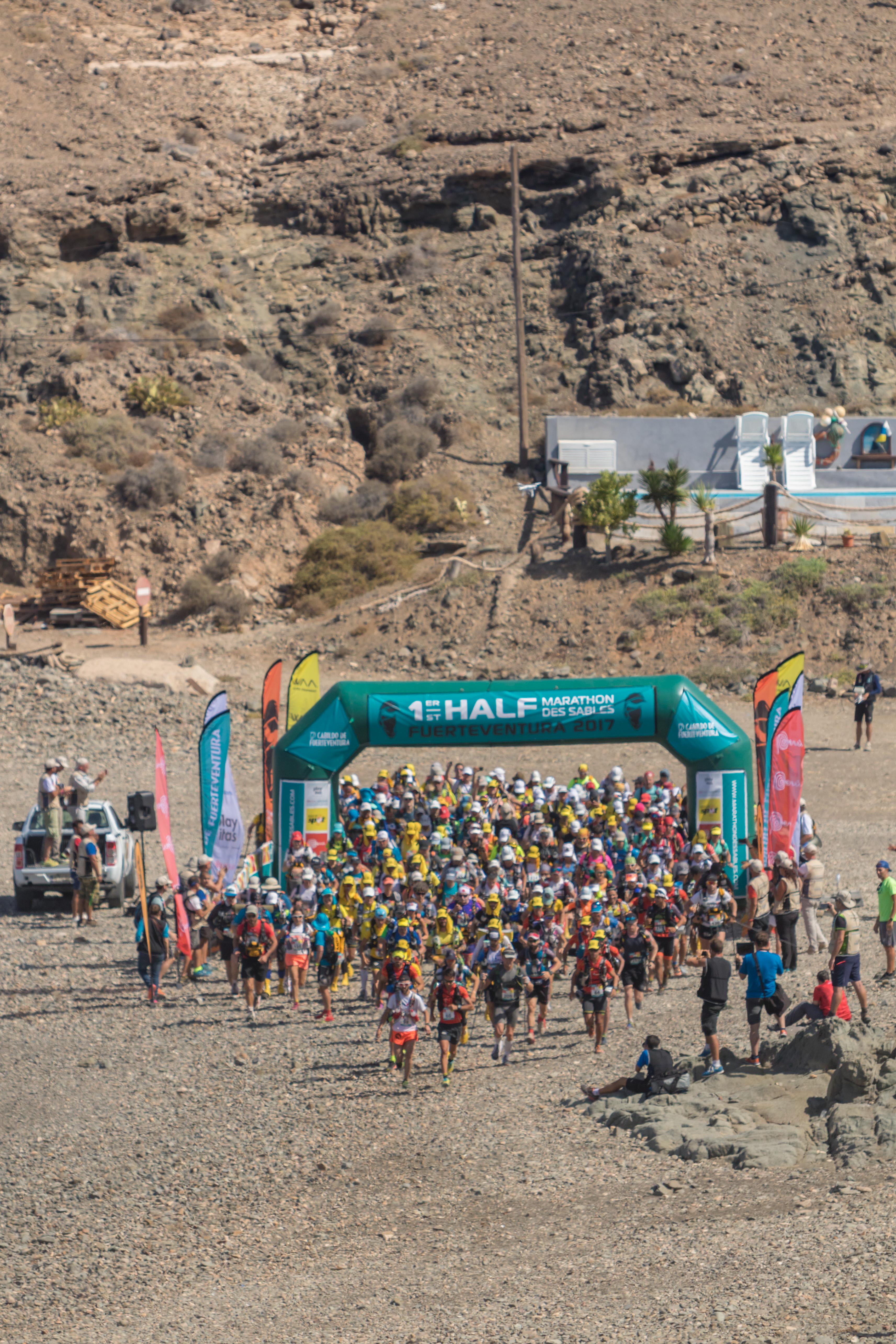 HALF MDS Fuerteventura 2017