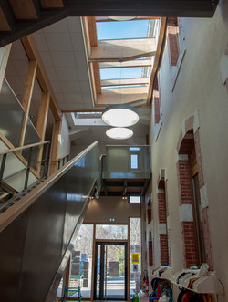 Ecole des Moulins Menthon St bernard