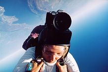 Séverine Brussoz photographe sport parachutisme