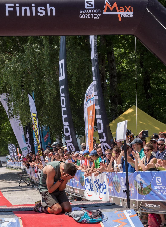 Sébastien SPEHLER vainqueur MaxiRace