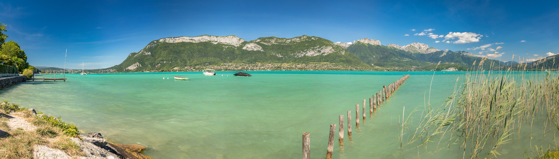 Pano lac Sevrier ©Séverine Brussoz