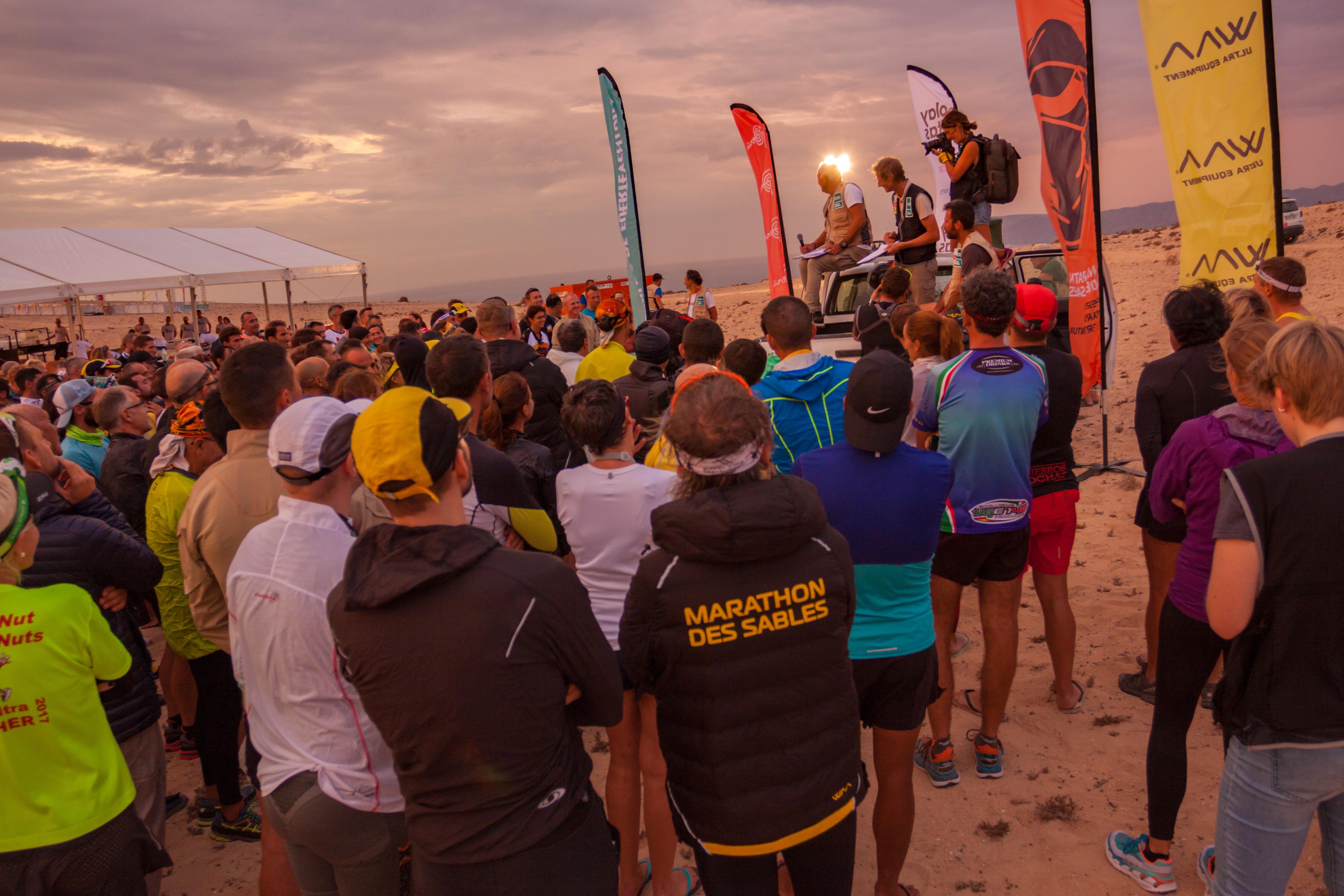 Marathon des Sables Fuerteventura