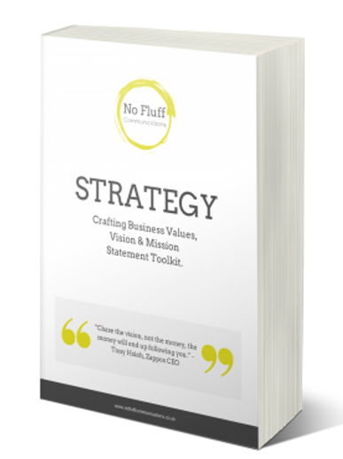 Business Values, Vision & Mission Statements Toolkit