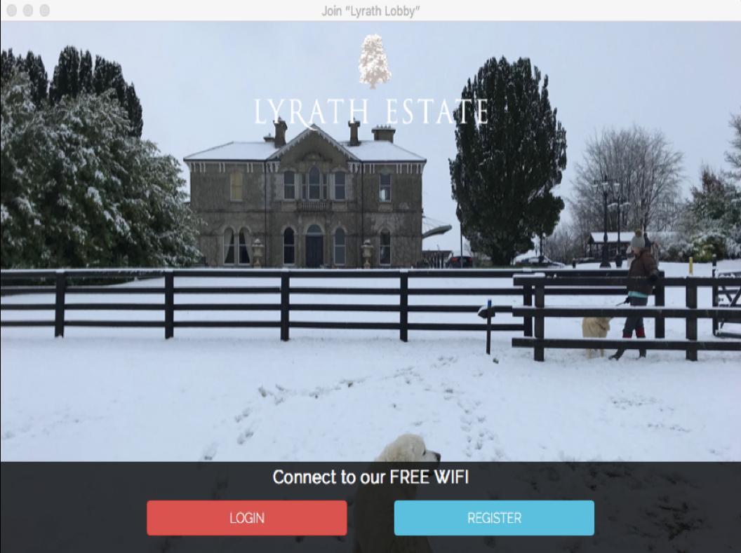Lyrath Estate Landing Page