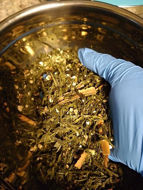 Cinnamon Crunch Green Tea