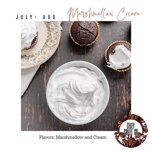 Marshmallow Cream Flavored Coffee