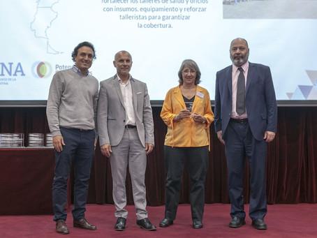 Reconocimiento convocatoria 2019 - Premio País Presente