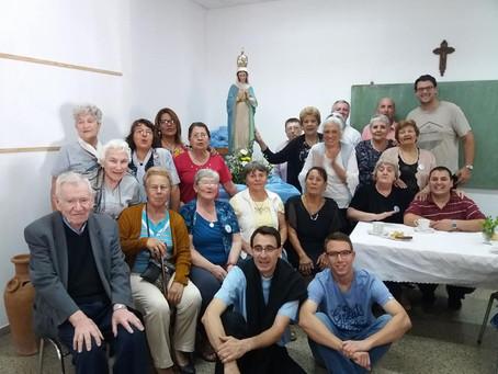 Café con María, despedida 2019