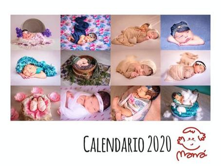 CALENDARIO MANÁ 2020