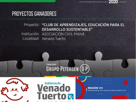 Maná comienza un nuevo proyecto, con la ayuda de Fundaciones Banco Santa Fe!