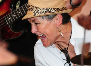 Connie Brannock & Little House of Funk Saturday January 5th at 5 PM at Desert Springs Ranch.