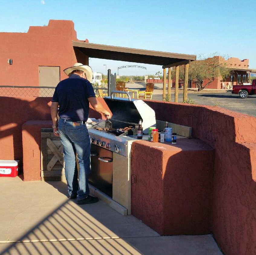 Desert Springs Ranch BBQ