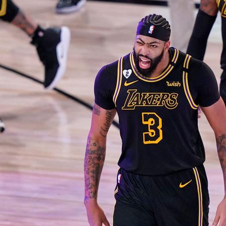 Davis se acordó de Kobe tras su tiro ganador