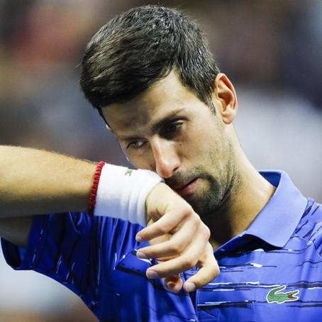 Tiembla el Tenis: Djokovic da positivo por coronavirus