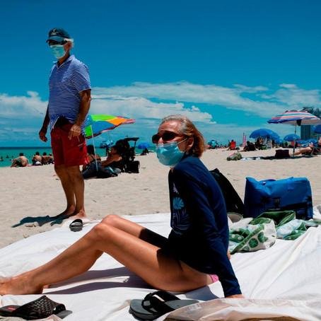 Lo que debes hacer cuando vayas a la playa durante la actual pandemia