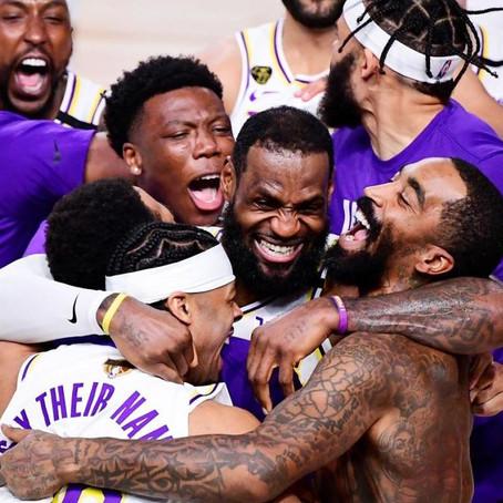 """LeBron James tras ganar su cuarto anillo: """"Sólo quiero un mal**** respeto"""""""