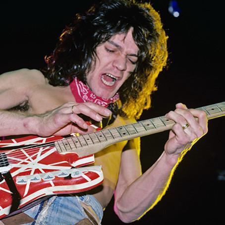 Fallece Eddie Van Halen