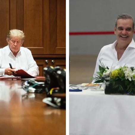 Periódico Washington Post compara a Trump con Abinader