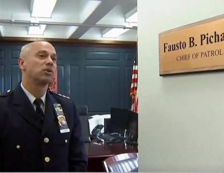 Se retira Fausto Pichardo, dominicano que era jefe de patrullas de Nueva York