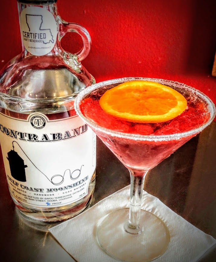 Southern Lady Martini
