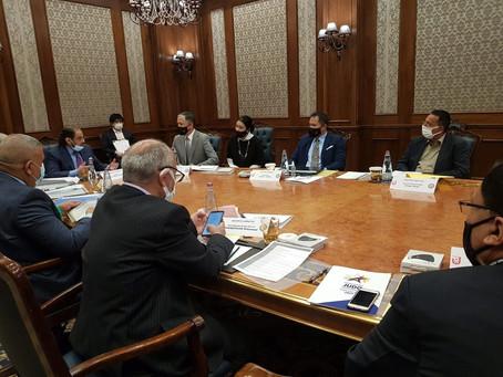 JUA Executive Committee Meeting