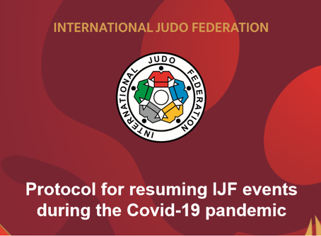 Check out the new Covid Protocol from IJF