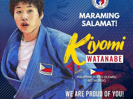 Thank you, Ms. KIYOMI WATANABE for all your efforts and sacrifices