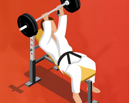 ARE YOU JUDO FIT?