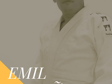 Our deepest condolences to the family of our Judo colleague Mr. EMIL REBAÑO.