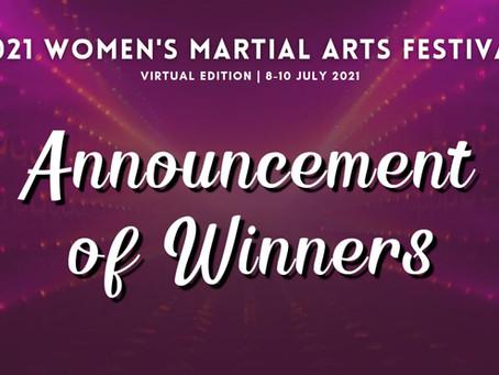 7th Women's Martial Arts Festival Results